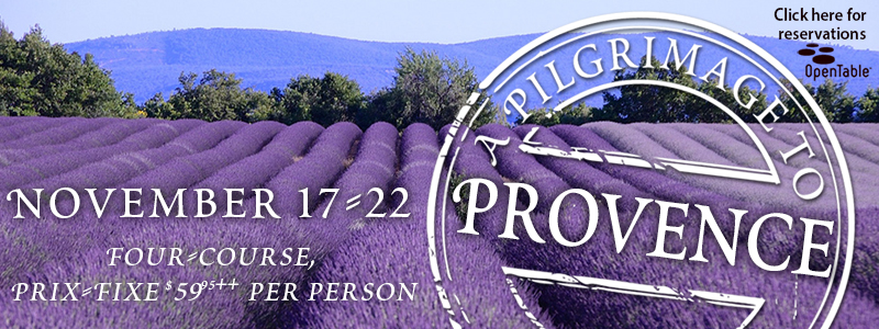 Pilgrimage to Provence