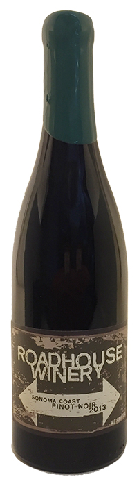 "2013 Roadhouse ""Green Label"" Pinot Noir $59"