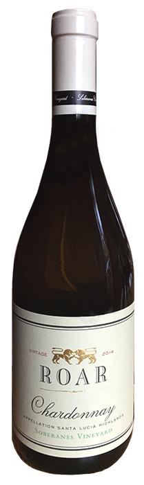 "2014 Roar ""Soberanes Vineyard"" Chardonnay $45"