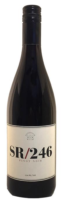 "2013 Zotovich ""SR/46"" Pinot Noir  $27.95"