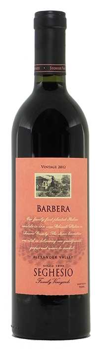 2012 Seghesio Barbera $38