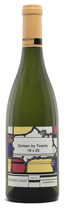 2013 Sixteen x Twenty Chardonnay