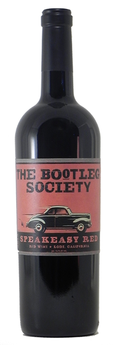 2012 St. Amant Speakeasy Red Wine