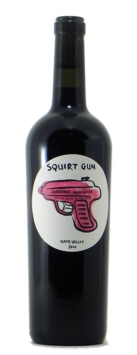 2010 Squirt Gun Cabernet Sauvignon
