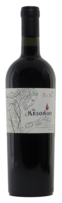 2012 The Arsonist Red Wine