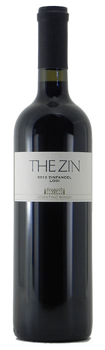 2013 THE ZIN by Cosentino Winery