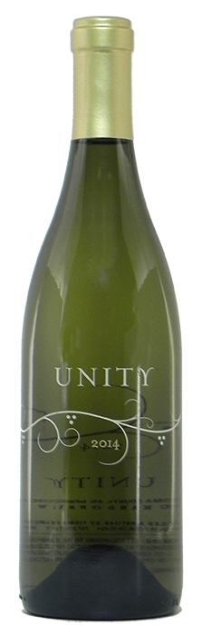 2014 Fisher Vineyards Unity Chardonnay $42