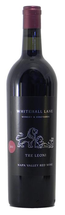 "2012 Whitehall Lane ""Tre Leoni"" Red Wine"