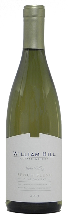 2013 William Hill Bench Chardonnay $41.50