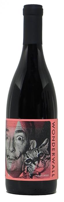 "Field Recordings ""Wonderwall"" Pinot Noir 2015 $20"