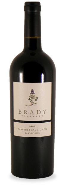 2009 Brady Cabernet Sauvignon