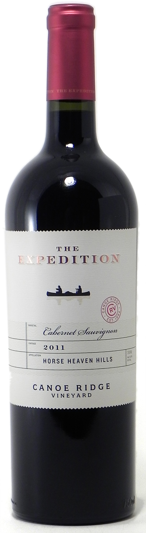 "2011 Canoe Ridge ""The Expedition"" Cabernet Sauvignon"
