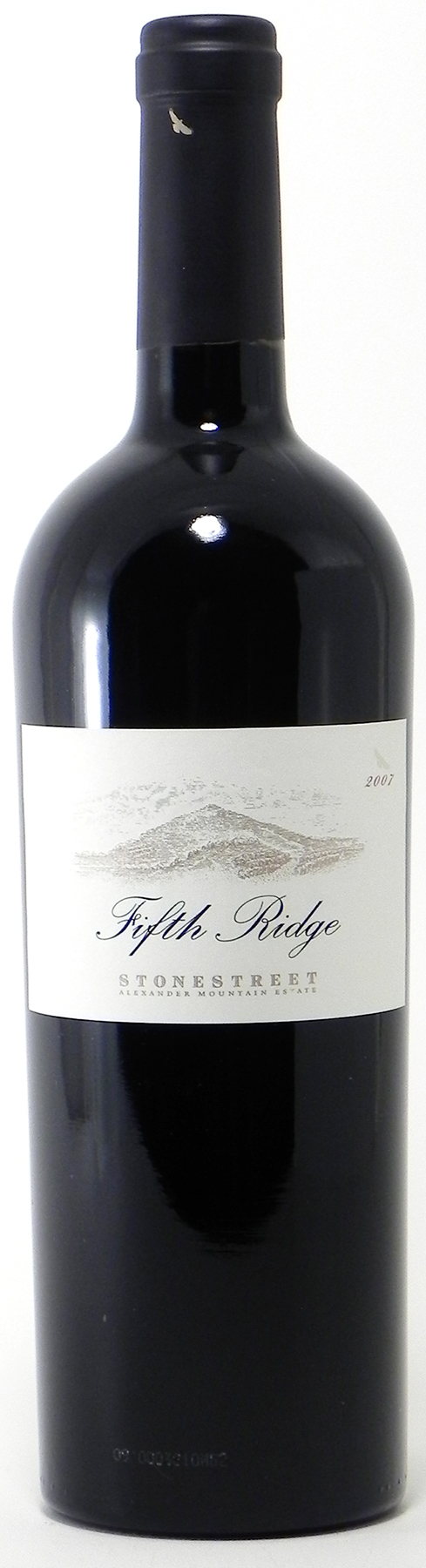 "2007 Stonestreet ""Fifth Ridge"" Red Blend"