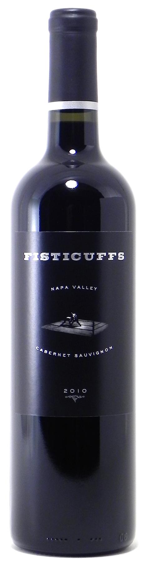 2010 Fisticuffs Cabernet Sauvignon