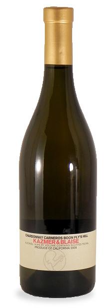 """2009 Kazmer-Blaise """"Boon Fly's Hill"""" Chardonnay"""