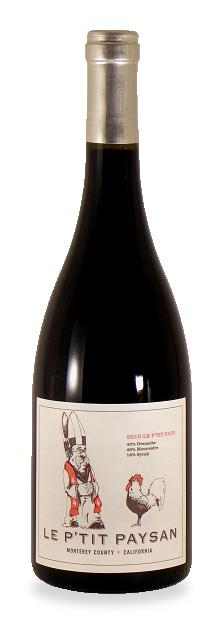2010 Le P'tit Paysan Pape Red Wine