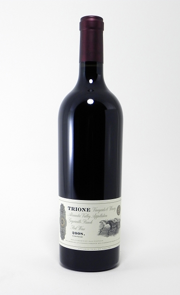 Trione Red Wine 2009 (Alexander Valley)