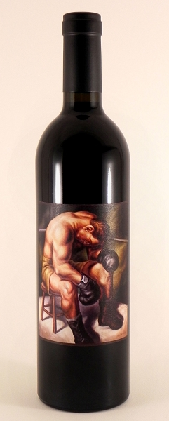 "Behrens & Hitchcock ""Heavyweight"" Red Wine 2008 (Napa Valley)"