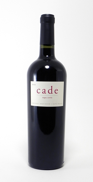 Cade Cuvee Red Blend 2009 (Napa Valley)