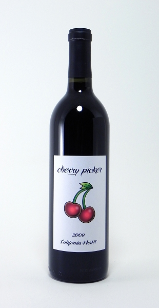 Cherry Picker Merlot 2009 (California)