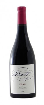 "Pruett Vineyards ""CSP"" Estate Syrah 2010 (Sierra Foothills)"