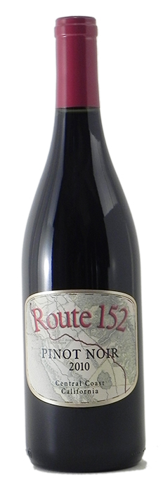 2010 Route 152 Pinot Noir