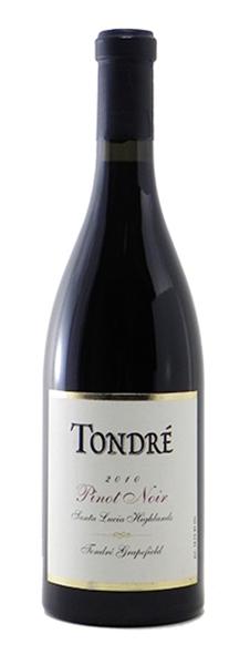 2010 Tondré Pinot Noir