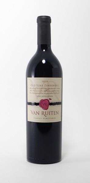 """buy 2010 Van Ruiten """"Old Vine"""" Zinfandel"""